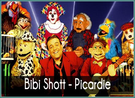Bibi Shott Picardie - marionnettes clown, ventriloque